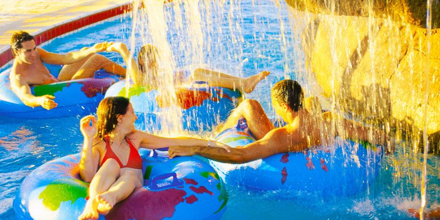 Aqueça o frio com mergulhos quentes, encontre o seu resort em Olímpia!