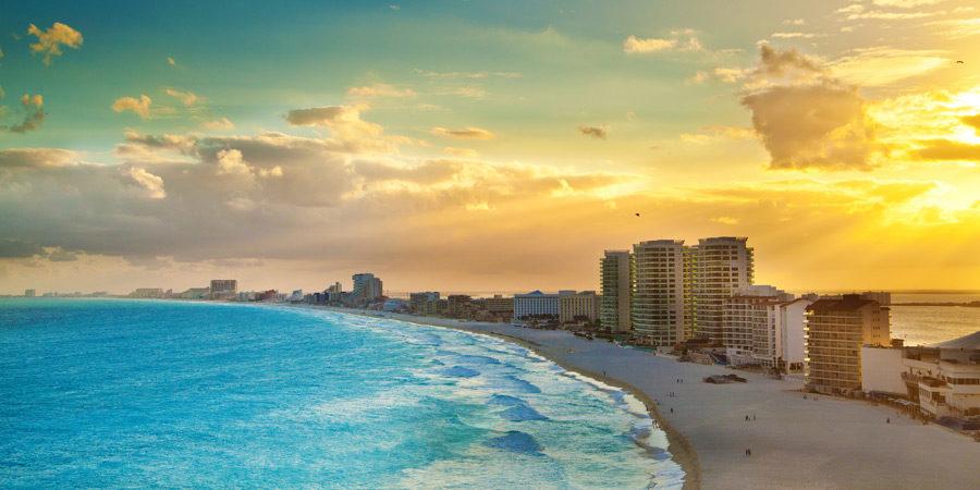 Caribe Mexicano com os pacotes para Cancun, é muito mais arriba!