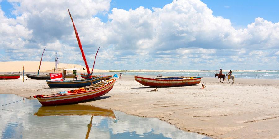 Descubra 5 paraísos românticos no litoral cearense