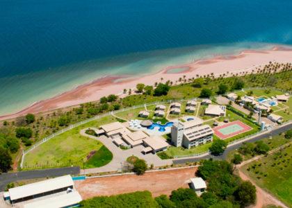 O verdadeiro prazer de uma estada, certamente está no Resort da Ilha!