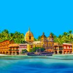 Promoção Viva Colômbia: o Caribe no ritmo da Cúmbia!