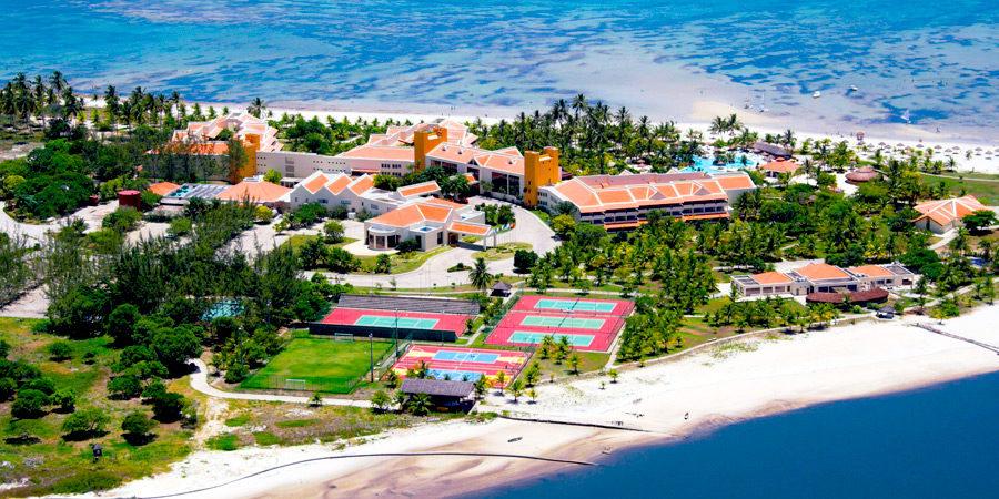 Um prazer de hospedagem chamado Vila Galé Eco Resort do Cabo