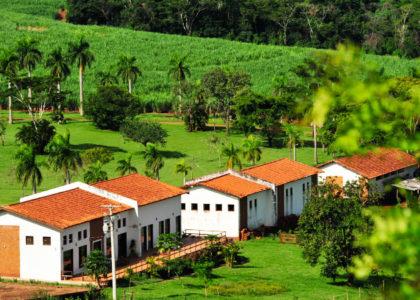 Fazenda Santa Teresa: onde fala a natureza!