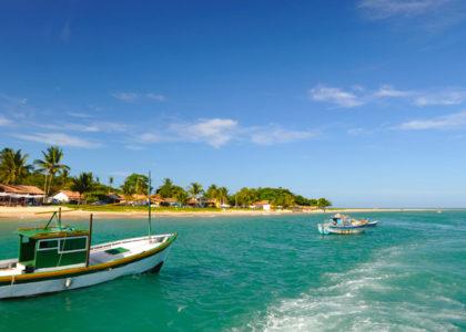 Praias de Arraial d'Ajuda: mais belezas que a Bahia tem!