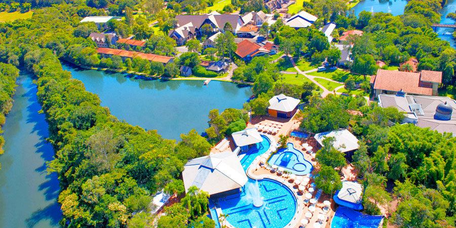 Termas de Jurema: um surpreendente e completo resort no interior do Paraná