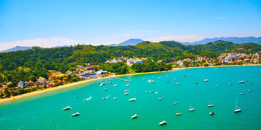 As 5 Mais Mágicas Praias de Florianópolis