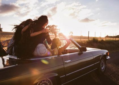 Destinos ótimos para uma viagem de carro