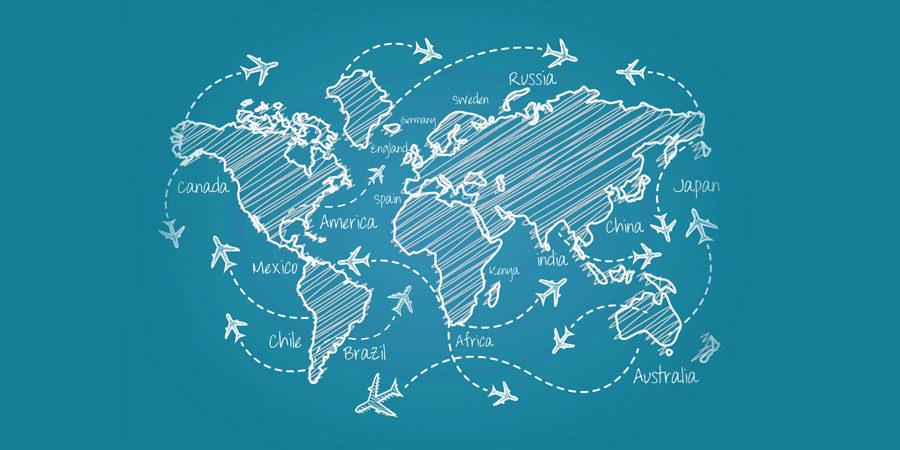 Resultado de imagem para viagem ao exterior