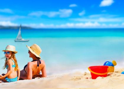 Summertime: Férias de Verão com Descontos nos Hotéis mais Quentes do Brasil