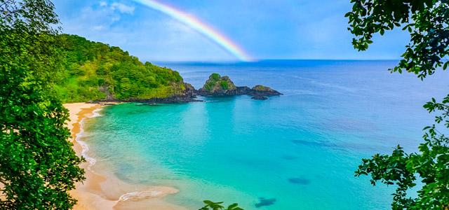 Baia do Sancho (Fernando de Noronha) - Praias Mais Bonitas do Brasil