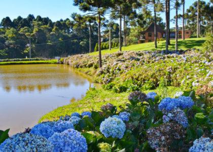 Refúgios Para Ver Florescer a Primavera No Brasil