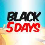 Black Friday 2016 com Ofertas de Viagens é na Black 5 Days