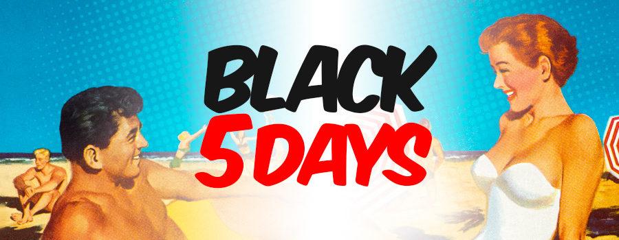 Black Friday 2016 Com Ofertas De Viagens É Na Black Five Days