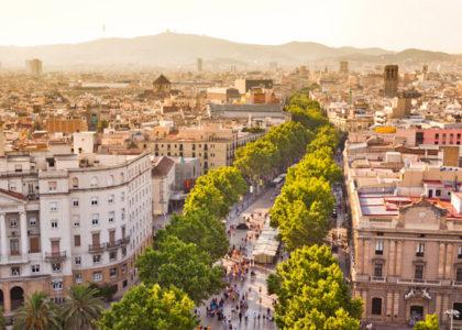 Toda a Magia da Cidade de Barcelona!
