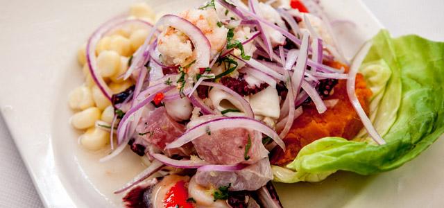 Restaurantes em Cartagena - Cuzco Cocina Peruana
