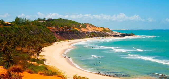 Praia de Pipa (Tibau do Sul - RN) - Praias Mais Bonitas do Brasil