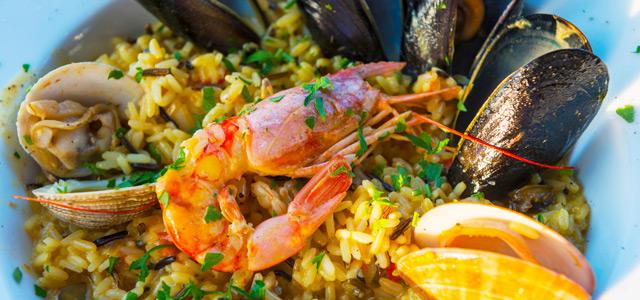 Restaurantes em Caraíva - Bahia