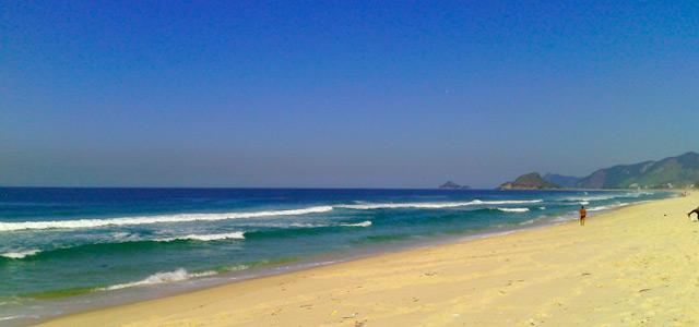 Praia da Reserva - Rio de Janeiro