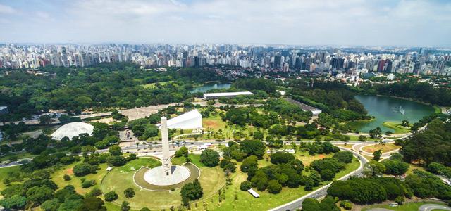 Parque do Ibirapuera - São Paulo - Pontos turísticos do Brasil