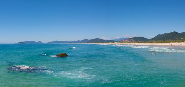 Praia da Joaquina - Florianópolis