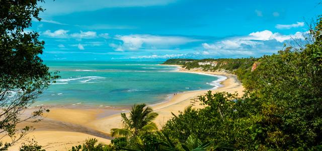 Praia do Espelho (Trancoso - Bahia)- Praias Mais Bonitas do Brasil