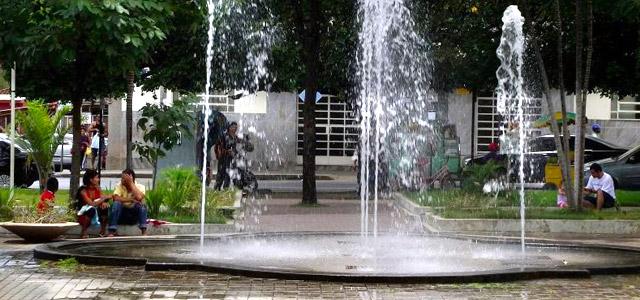 Praça da Matriz - Monte Claros