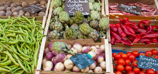 Mercado Municipal - Santiago