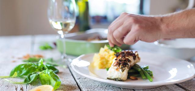 Para quem quiser uma viagem gastronômica à França, o lugar é o Olympe