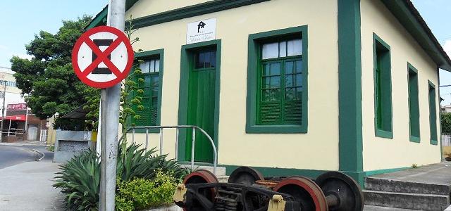 Memorial Casa do Agente Ferroviário Mário Ghisi