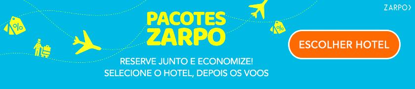 Pacotes Zarpo