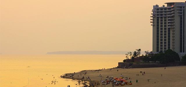 Praia da Ponta Negra - Rio Grande do Norte