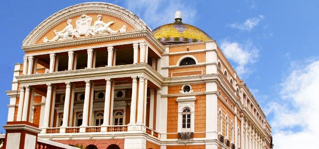 Teatro Amazonas - Pontos turísticos do Brasil