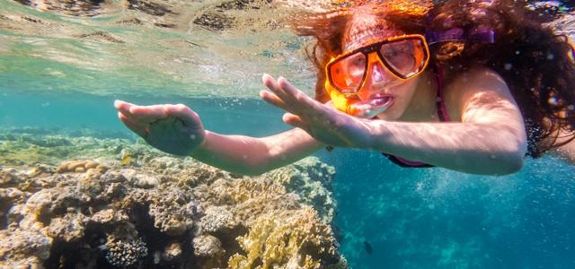 Isla Mujeres - Garrafon Natural Reef Park