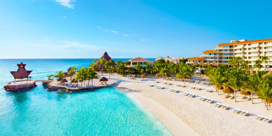 Os Luxuosos Resorts All-Inclusive da AMResorts