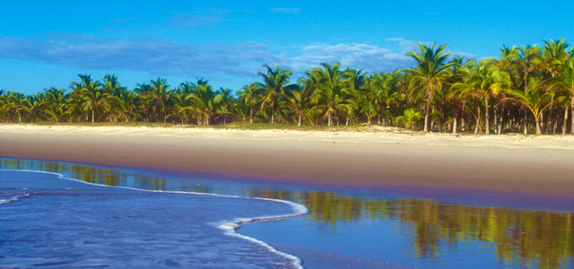 Praia Canabrava