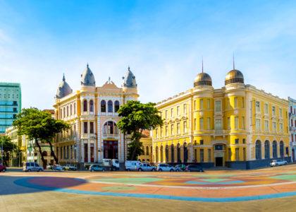 Roteiro com o melhor de Recife