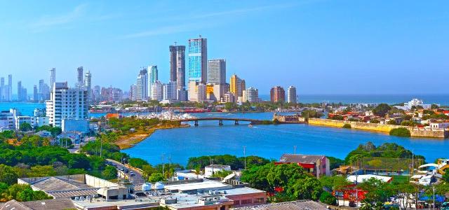 San Andrés & Cartagena