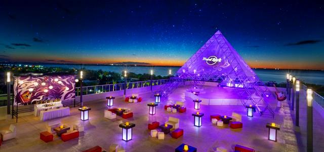 Cancun no Hard Rock