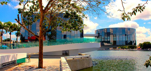 Museu de Oscar Niemeyer - Campina Grande