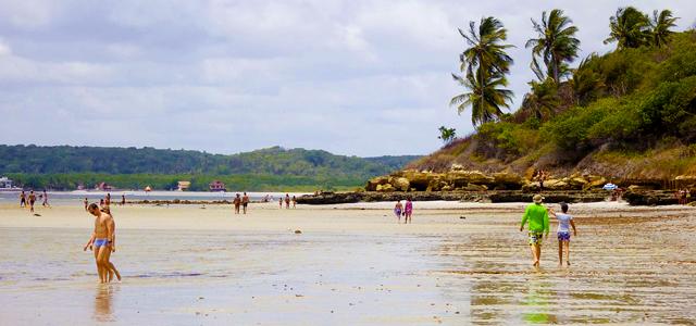 Praias em Goiana