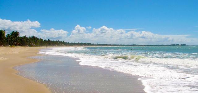 Praias em Santo Agostinho