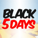 Ofertas Imperdíveis é no Black 5 Days do Zarpo