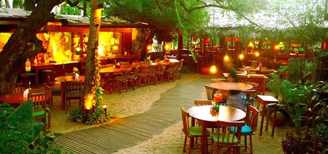 Restaurantes em Jericoacoara - Tamarindo