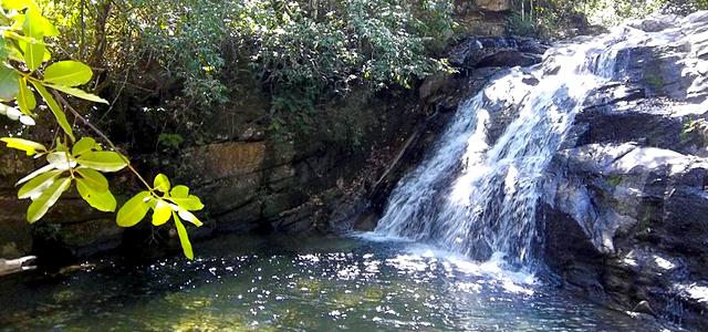 cachoeira Bonsucess - Pirenópolis