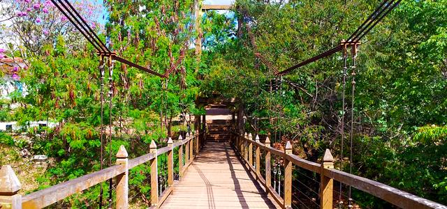 Ponte Pênsil Dona Benta