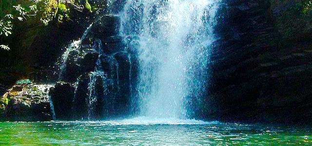 Cachoeira Santa Maria - Pirenópolis