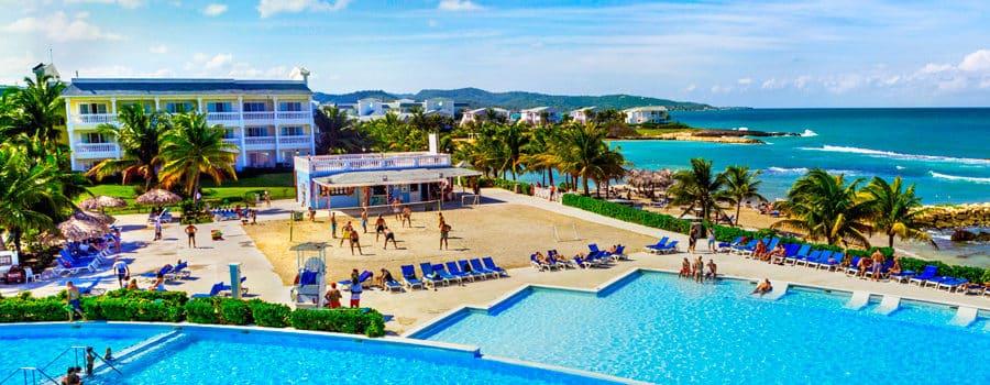 Caribe All-Inclusive com o Zarpo e o Grupo Palladium Resorts