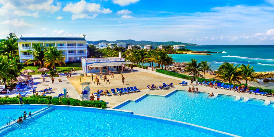 Caribe All-Inclusive com o Zarpo e o Grupo Palladium Resorts