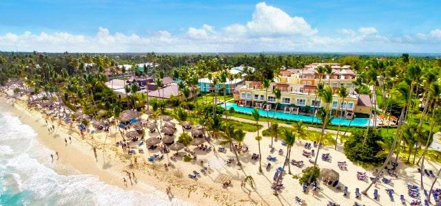 Punta Cana no Grand Palladium Bávaro Suítes Resort
