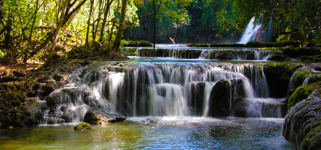 Cachoeira Mimosa - Bonito, MS